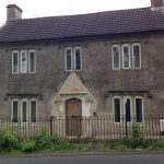 Cotswold Stone House Before Cleaning